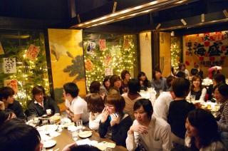 2008年度写真部新入生歓迎会